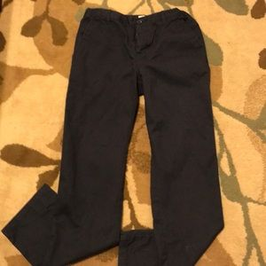 👦🏻 Boy's Old Navy Navy blue khakis